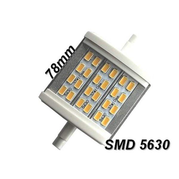 Led R7S 8watt AC85-265V 6000K