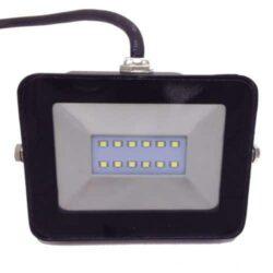 Προβολέας LED 10 Watt Slim PAD 230 Volt Ψυχρό Λευκό
