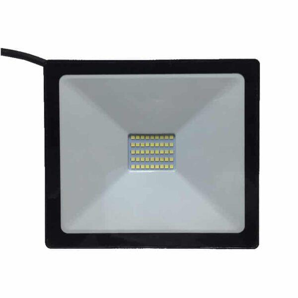 Προβολέας LED 50 Watt Slim PAD 230 Volt Ψυχρό Λευκό