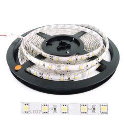 Ταινία LED 7.2W 30LED 5050 12VDC Ψυχρό Λευκό IP65