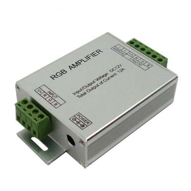 RGB Ενισχυτής Τάσης Amplifier 12VDC 288Watt