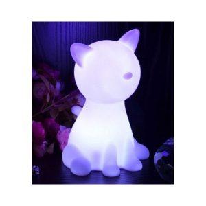 Παιδικό Φωτιστικό LED Kitty RGB