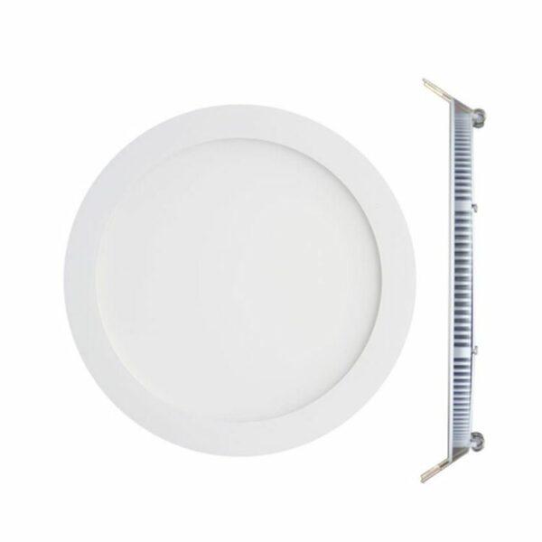Πάνελ LED 18W 85-265VAC Λευκό Ημέρας