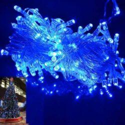 Χριστουγεννιάτικα Λαμπάκια LED 3Watt Μπλέ