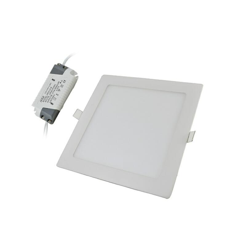 Πάνελ LED 18W 85-265VAC 6000K Τετράγωνο