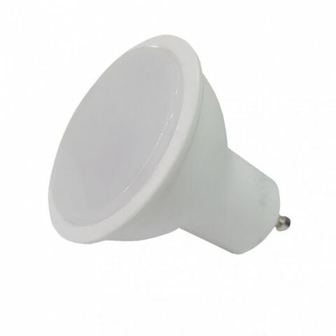 LED Σπότ GU10 6W 220-240VAC Θερμό Λευκό