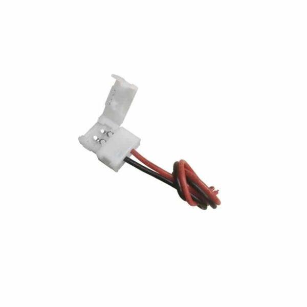 Μονός connector για 4.8W με καλώδιο 15cm