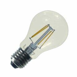 Λαμπτήρας LED Ε27 6 Watt Filament Θερμό Λευκό