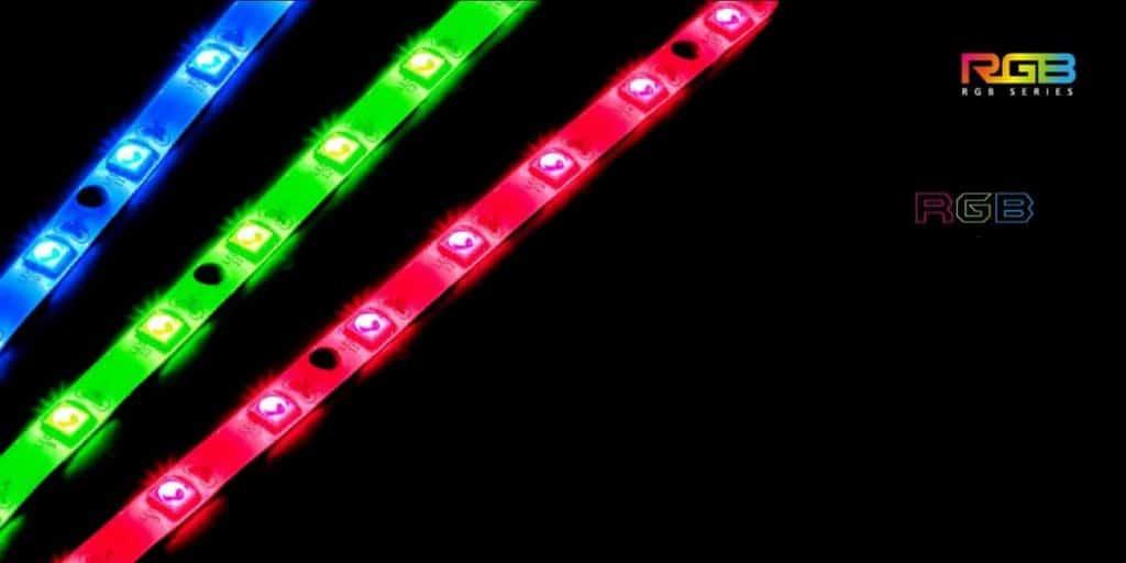 Ταινίες LED κρυφού φωτισμού 12vdc & 24vdc