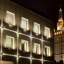 Εξωτερικός Φωτισμός κτιρίων