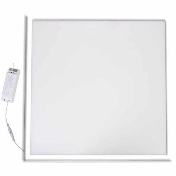 Πάνελ Οροφής LED 60Χ60 40Watt Λευκό Ημέρας Slim