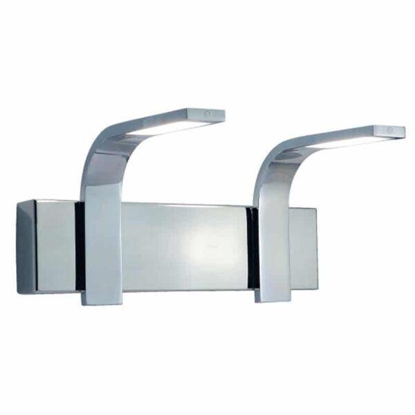 Φωτιστικό Λουτρού LED 2x5w Λευκό Ημέρας