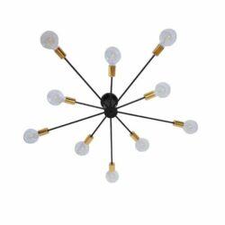 Φωτιστικό Οροφής Μεταλλικό OLINDA 01244