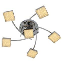 Φωτιστικό Οροφής LED 24w Θερμό Λευκό