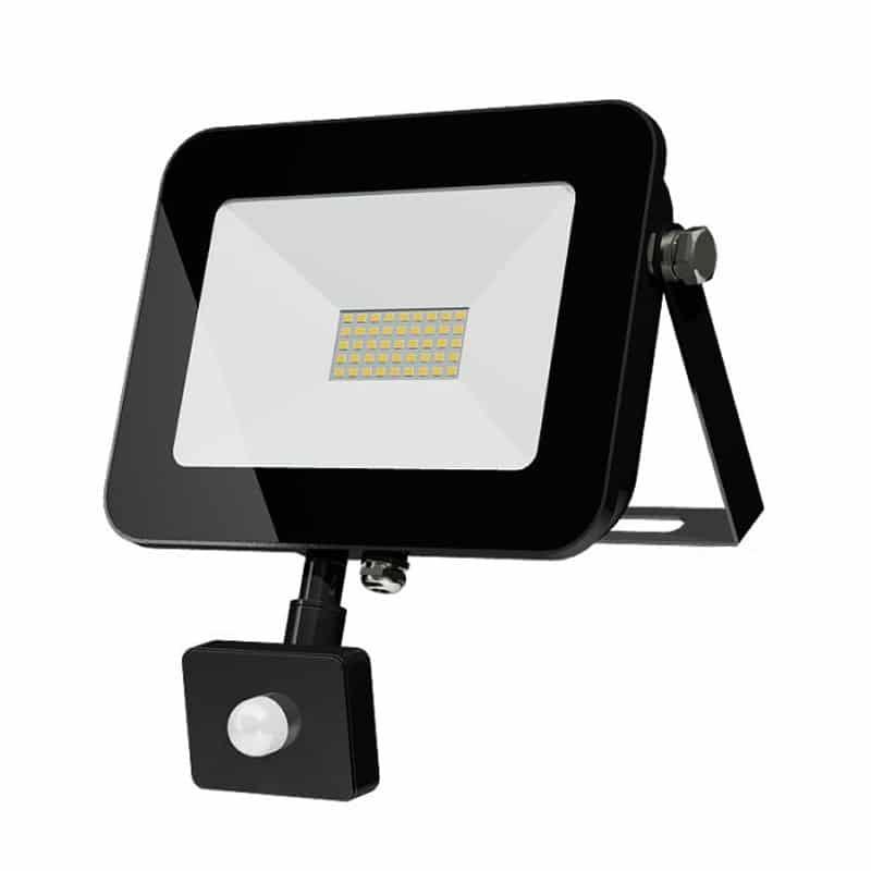 Προβολείς LED με Αισθητήρα Κίνησης