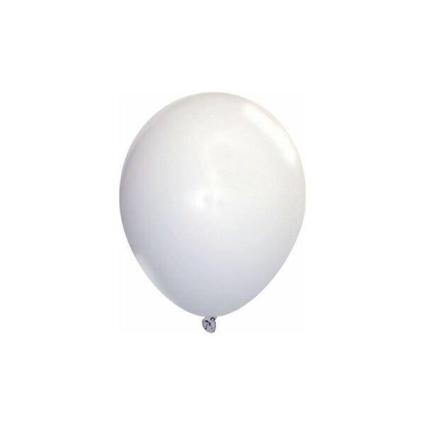 Φωτιζόμενα Μπαλόνια LED Λευκό