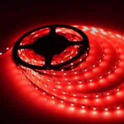 Ταινία LED 7.2 Watt 12 Volt Κόκκινο IP20