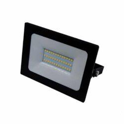 Προβολέας LED 30 Watt Slim PAD 230 Volt Λευκό Ημέρας