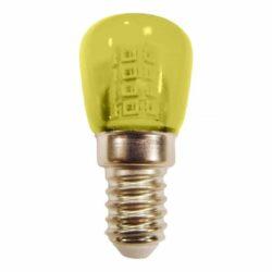 Λαμπάκι Νυκτός - Ψυγείου LED E14 1,5 Watt Κίτρινο