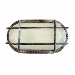 Φωτιστικό χελώνα SLP-400 SILVER