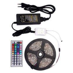 ΣΕΤ Ταινία LED 7.2W 12VDC IP65 RGB