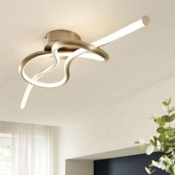 Μοντέρνο Φωτιστικό Οροφής EGLO 13W 97937
