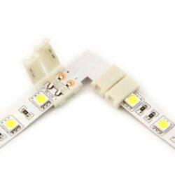 Connector L για Ταινία LED 7.2 & 14.4 Watt